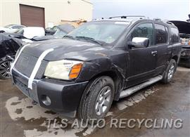 Used Nissan ARMADA Parts