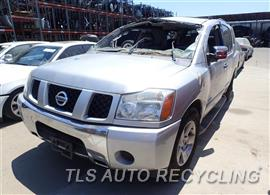 Parting Out Stock# 7259YL 2007 Nissan Armada