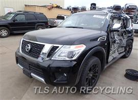 2017 Nissan ARMADA Parts Stock# 8187OR