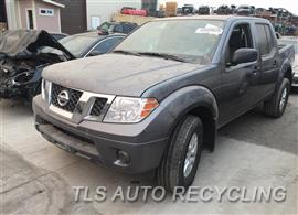 Parting Out Stock# 8623RD 2017 Nissan Frontier