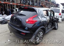 2012 Nissan JUKE Car for Parts