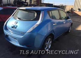 2011 Nissan LEAF Car for Parts