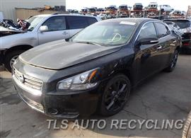 Parting Out Stock# 7519BR 2014 Nissan Maxima