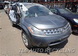 2007 Nissan MURANO Car for Parts