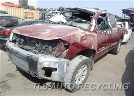 Used Nissan TITAN Parts