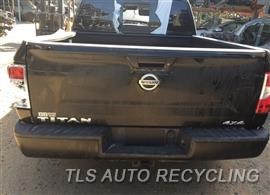 2018 Nissan TITAN Parts Stock# 9555YL