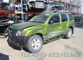 Used Nissan XTERRA Parts