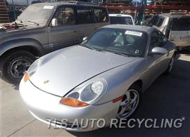 Used Porsche 911 Parts