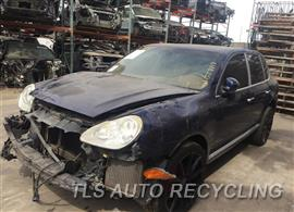 Parting Out Stock# 9538PR 2004 Porsche Cayenne