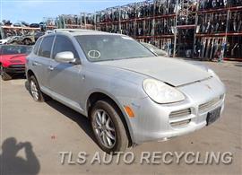2005 Porsche Cayenne Parts Stock# 7621YL