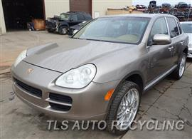 Parting Out Stock# 8160OR 2005 Porsche Cayenne