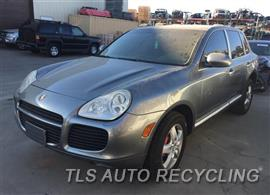 Parting Out Stock# 8611YL 2005 Porsche Cayenne