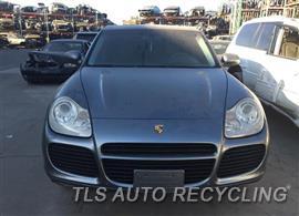 2005 Porsche Cayenne Parts Stock# 8611YL