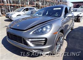 Parting Out Stock# 7316PR 2013 Porsche Cayenne