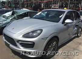 Parting Out Stock# 9315RD 2013 Porsche Cayenne