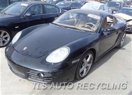 Used Porsche Cayman Parts