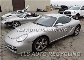 Used Porsche Cayman Parts
