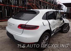 2015 Porsche MACAN Parts Stock# 8009PR
