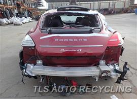 2011 Porsche PANAMERA Parts Stock# 7606RD