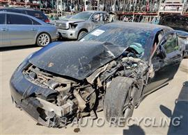 Parting Out Stock# 10259R 2012 Porsche Panamera