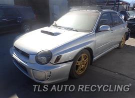 2002 Subaru IMPREZA Car for Parts