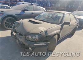 Used Subaru IMPREZA Parts