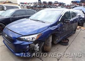 2017 Subaru IMPREZA Parts Stock# 8300BL