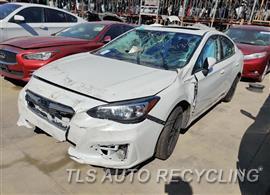 Parting Out Stock# 10265P 2017 Subaru Impreza