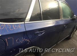 2017 Subaru Outbakleg Parts Stock# 9192BR