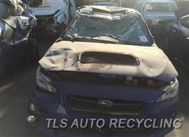 2015 Subaru WRX Parts Stock# 9541BL