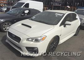 Parting Out Stock# 9671OR 2015 Subaru Wrx