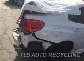 2015 Subaru WRX Parts Stock# 9671OR