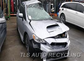2015 Subaru WRX Parts Stock# 9830GY