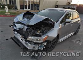 Parting Out Stock# 10336R 2015 Subaru Wrx