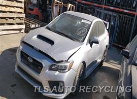 Parting Out Stock# 00115B 2016 Subaru Wrx
