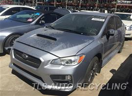 2017 Subaru WRX Parts Stock# 9226BL