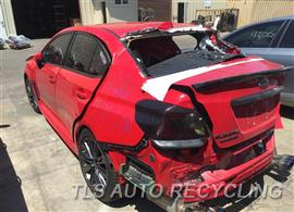 2017 Subaru WRX Parts Stock# 9356OR