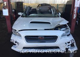 2017 Subaru WRX Parts Stock# 9668GY