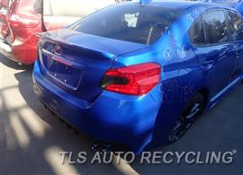 2018 Subaru WRX Parts Stock# 8397BK