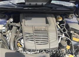 2018 Subaru WRX Parts Stock# 9263GY