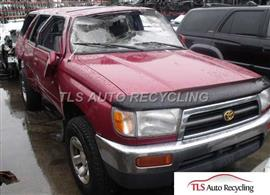 1996 Toyota 4 Runner Parts Stock# 120016