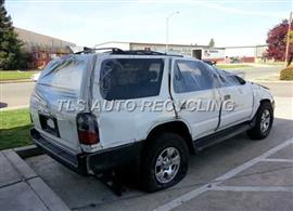 1997 Toyota 4 Runner Parts Stock# 3037RD