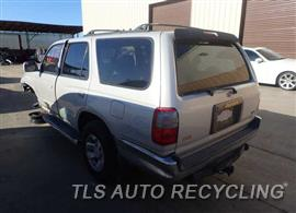 1997 Toyota 4 Runner Parts Stock# 6107GY