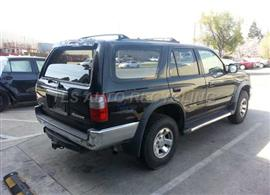 2000 Toyota 4 Runner Parts Stock# 3025YL