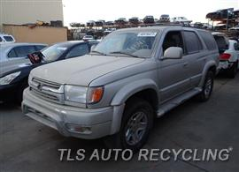 2000 Toyota 4 Runner Parts Stock# 7562BL