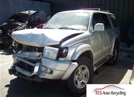 2000 Toyota 4 Runner Parts Stock# 110063