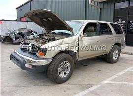 2001 Toyota 4 Runner Parts Stock# 3042OR