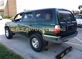 2001 Toyota 4 Runner Parts Stock# 4050GY