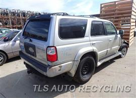 2001 Toyota 4 Runner Parts Stock# 6071GY