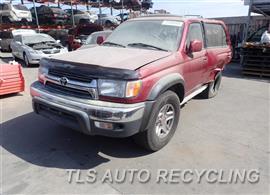 2002 Toyota 4 Runner Parts Stock# 6301PR